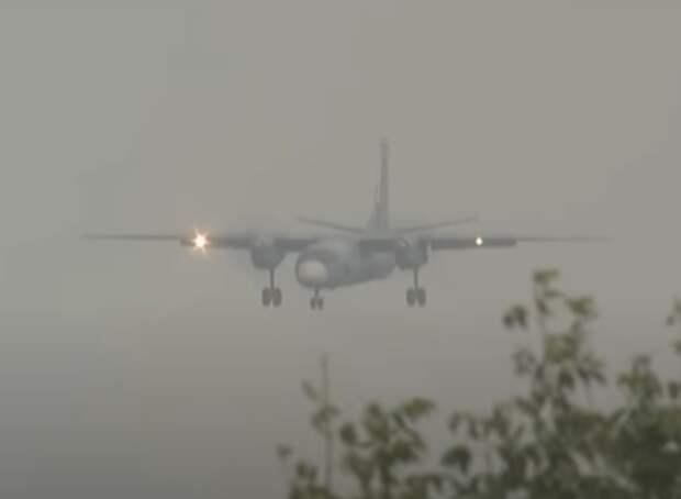 На Камчатке ищут пропавший самолет Ан-26