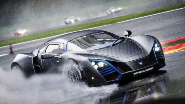 Самые красивые машины в мире. ТОП-5 (Цены и фото)