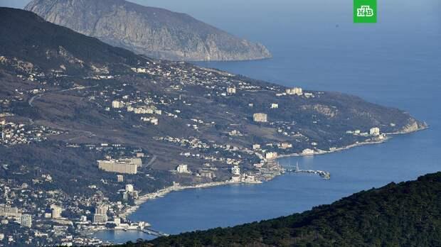 Новый курортный город на 50 тысяч человек планируют создать в Крыму