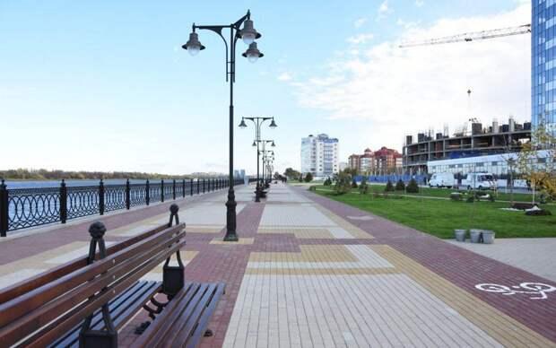 Игорь Бабушкин решил закрыть центральную набережную и два парка в Астрахани