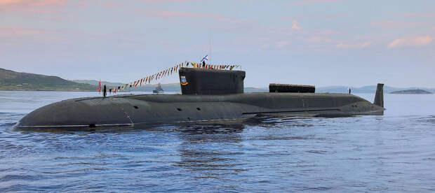 Перевооружение подводного флота России