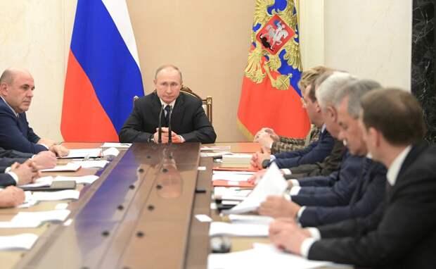 Путин поддержал идею разрешить двум украинским предприятиям поставки товаров в РФ