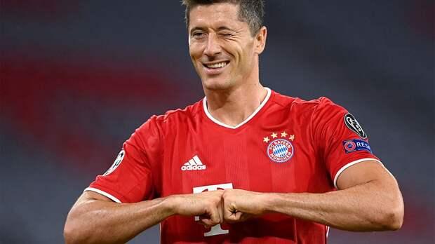 Левандовски забивает каждые 37 минут в текущем сезоне Бундеслиги