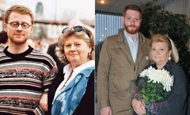 Звезда фильмов «Карнавал» и «Москва слезам не верит» Ирина Муравьева стала дважды бабушкой.