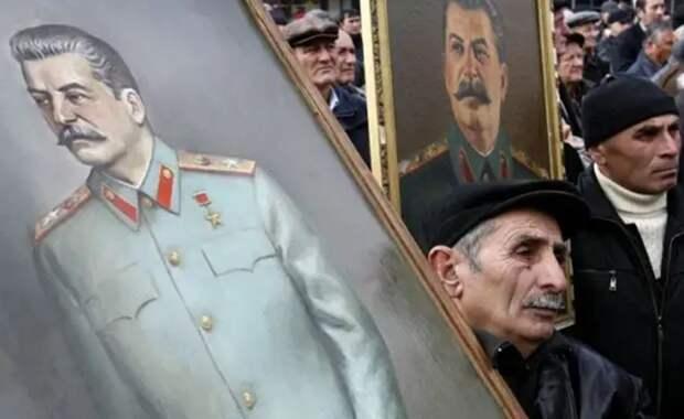 Грузия без суверенитета, а грузинский народ мечтает о Сталине — Рцхиладзе