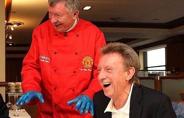 064 Алекс Фергюсон: Самый титулованный тренер Манчестер Юнайтед