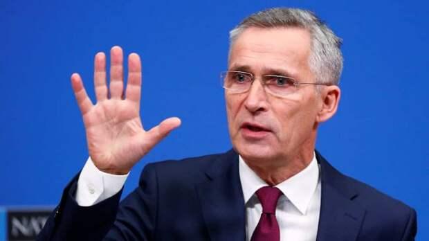 Столтенберг: Если Россия хочет столкновения, томыготовы