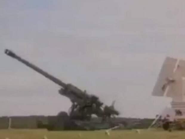"""Российский """"Краснополь"""" уничтожил французский танк AMX-13 и попал на видео (ВИДЕО)"""