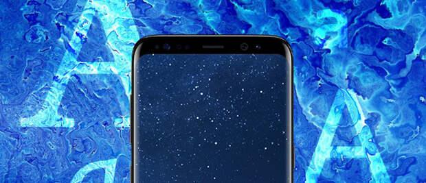 Смартфоны Samsung Galaxy A (2018) получат «бесконечный дисплей»