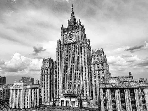 Россия высылает из Москвы сразу 10 американских дипломатов