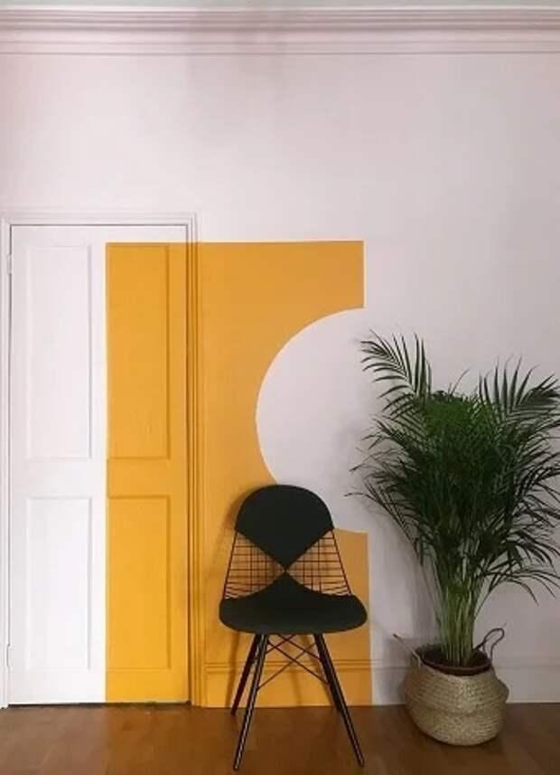 Необычно яркие двери (подборка)