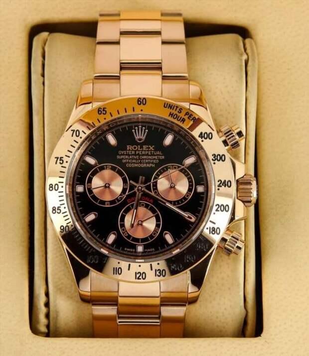 Малоизвестные факты о часах Rolex (1 фото)