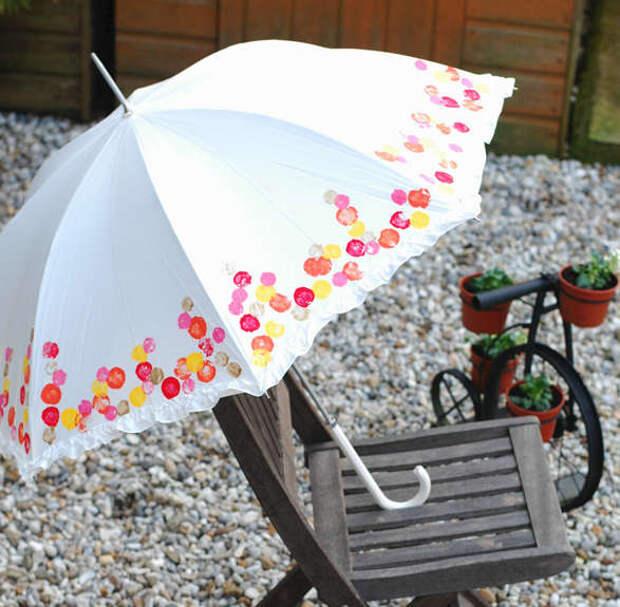 Идея на миллион! Если у вас есть старый ненужный зонт...