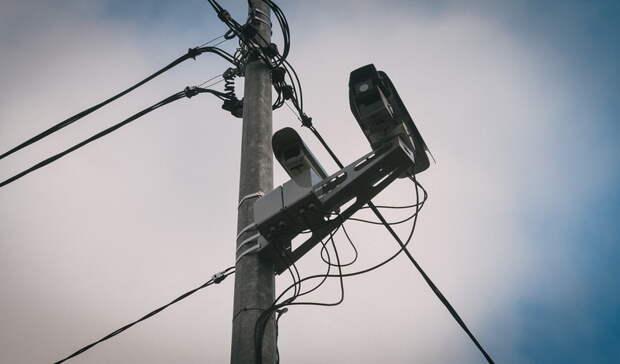 ВБелгородской области 210 дорожных камер неработали из-за технепригодности