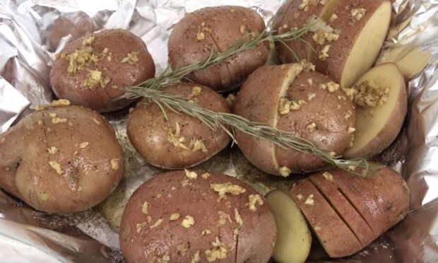 Картошка вкуснее шашлыка: сметаем за минуты