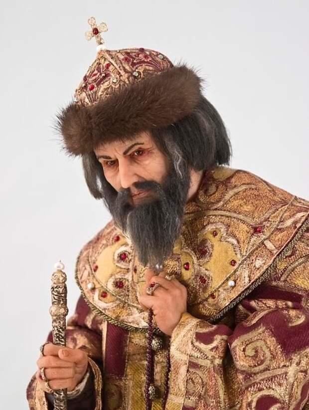 Иван Грозный (527x700, 108Kb)