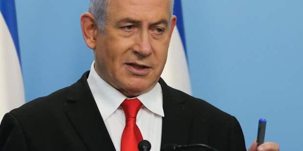 Нетаньяху выдвинули на Нобелевскую премию