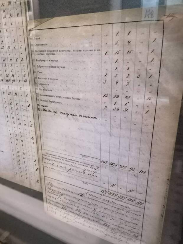 Чем болели в России в XIX веке: данные по губернской земской больнице военного ведомства