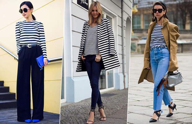 Осенний гардероб тренды осени мода стиль девушка образ одежда