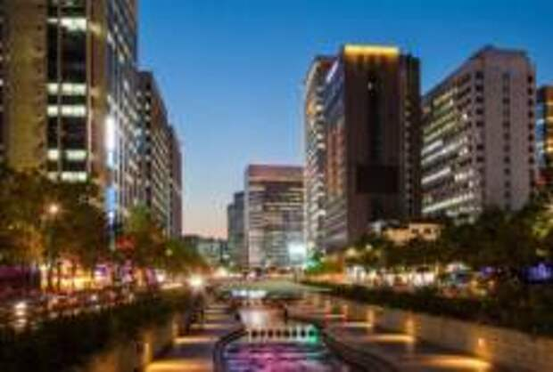 Гастрономический тур по Сеулу на ночном автобусе