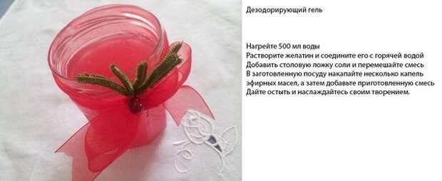 Как сделать ароматизатор воздуха своими руками