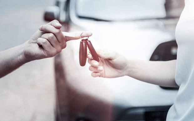В России запретят продавать автомобили из рук в руки