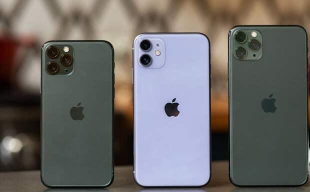 iPhone стал самым популярным смартфоном в мире в 2020 году