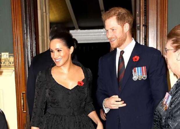 Меган Маркл объявила войну королевской семье