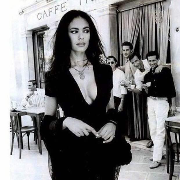 Мария Грация Кучинотта 1987