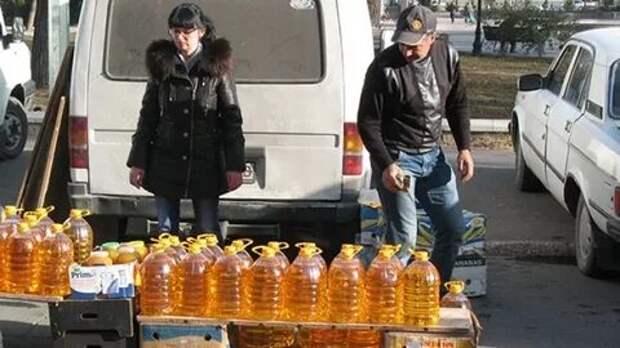 600 литров яда - люди погибли от отравления растительным маслом кустарного производства