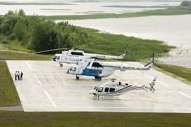 По подсчетам АОПА, ограничения остановят работу 156 вертодромов и 42 аэродромов.