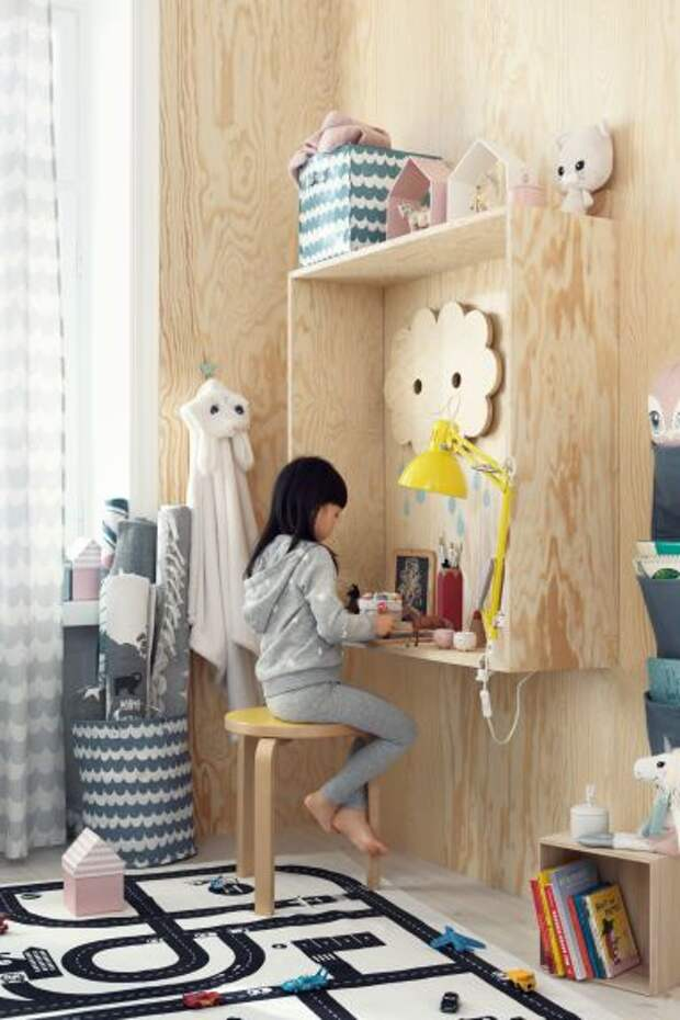 Коробочная детская мебель (подборка)