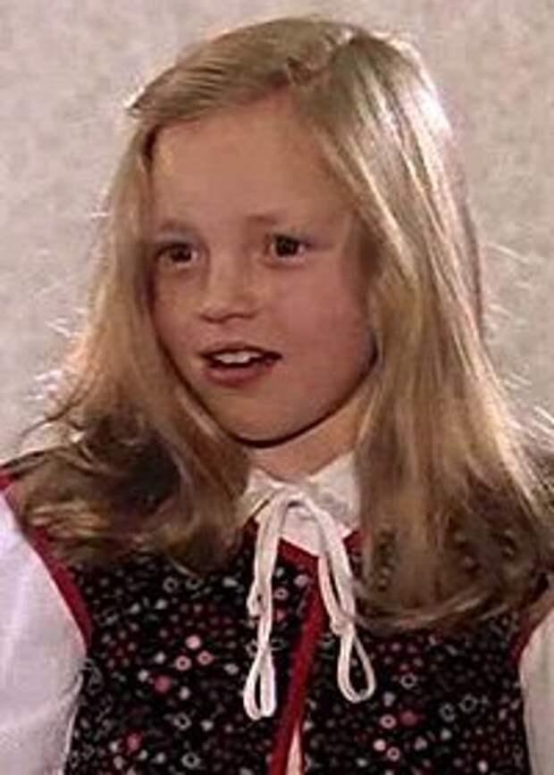 Анна Ашимова. Сказочная девочка из советского детства.