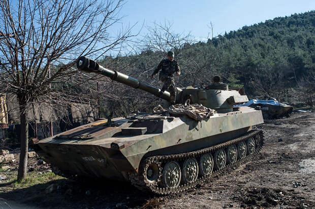 """Простота и надежность: за что артиллеристы ценят самоходки """"Гвоздика"""""""