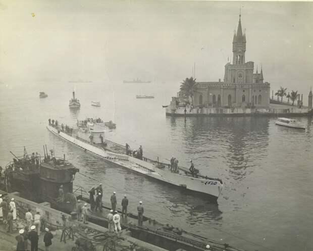 Подлодка U-530 перевезла Гитлера? америка, война, вторая мировая, германия, загадки, история, легенды, тайны