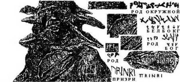 ВАРЯЖСКАЯ РУСЬ – ВАГРИЯ. ИЗ ИСТОРИОГРАФИИ. СКУЛЬПТУРНЫЕ ЛИКИ БОГОВ И СВЯТЫХ. Ас-ри или Призри.