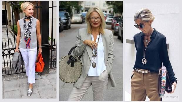 Какие 7 аксессуаров, должны быть в гардеробе женщины элегантного возраста