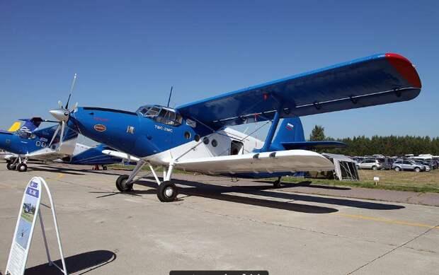 Один из вариантов ТВС-2ДТС,  которого хотели сделать преемником Ан-2. Наиболее заметное отличие – замена  двигателя внутреннего сгорания от И–16 на газотурбинный американский  / ©V.V. Kuzmin