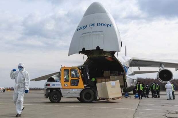 НАТО фрахтует у Украины тяжелые транспортные самолеты Ан-124−100 ...
