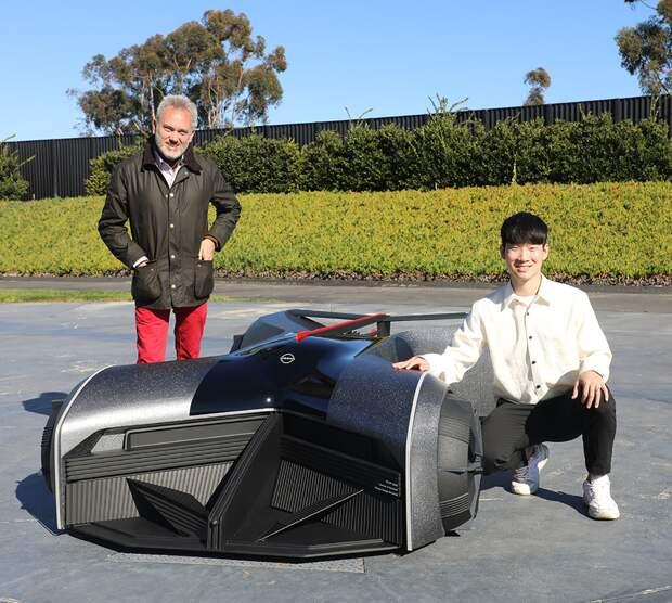 Суперкар 2050-х годов даже сложно поверить, насколько он подойдет водителю
