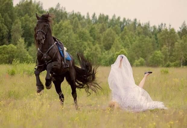 Не женское дело - на коне скакать. Тут принц нужен... женщины, не женское дело, профессия, специальность