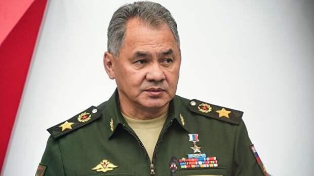 Шойгу назвал армию РФ самой современной в мире