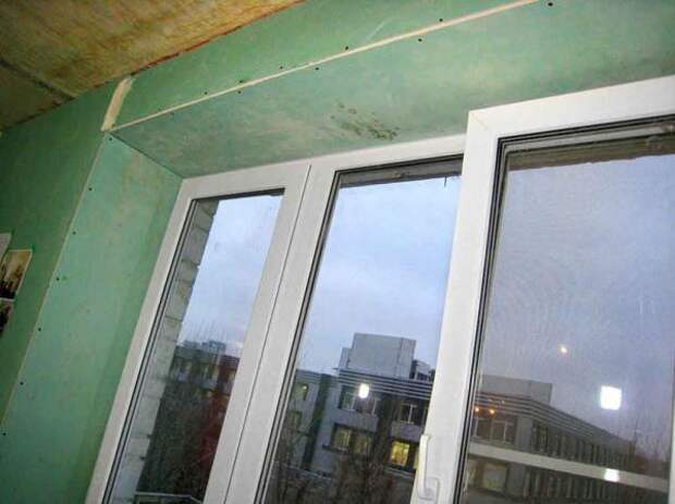 Почему после установки пластиковых окон могут продувать откосы