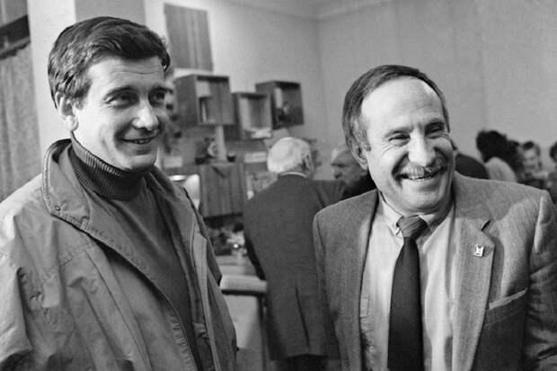 Со дня рождения Эдуарда Володарского исполняется 80 лет