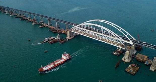 ШЕЙМОВЕР, или Как готовился триумфальный прорыв Керченского моста британским кораблём