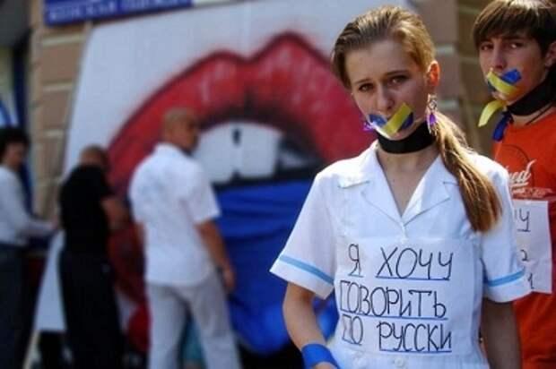 Депутат устроила дебош из-за русского языка в магазине Одессы