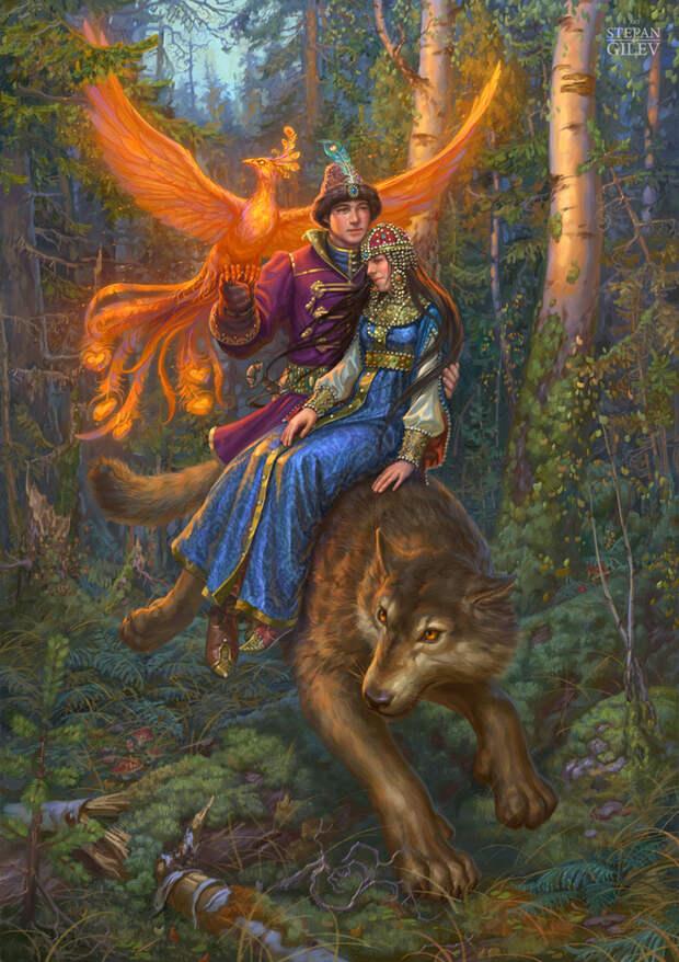 "Александра Баркова: ""Волк в мифологии индоевропейцев"""