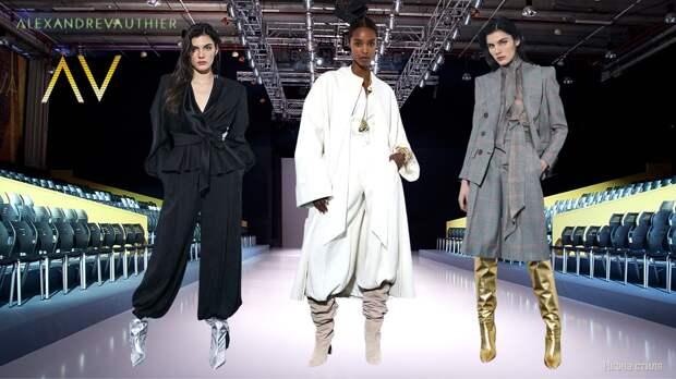 Alexander Vauthier Spring 2021 Couture. Абсолютное соблазнение