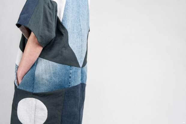 Переделки из джинсов Elina Priha (Часть 2)