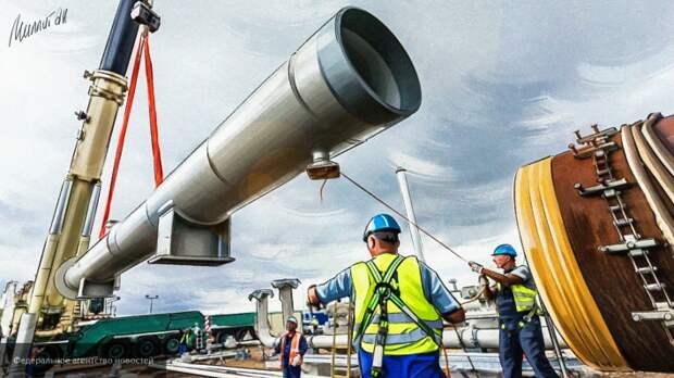 Россия может построить «Северный поток-3» для поставок водорода в Европу